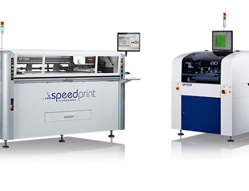 Speedprint to Exhibit Flagship SP710 and Long Board SP1550 printers at Productronica