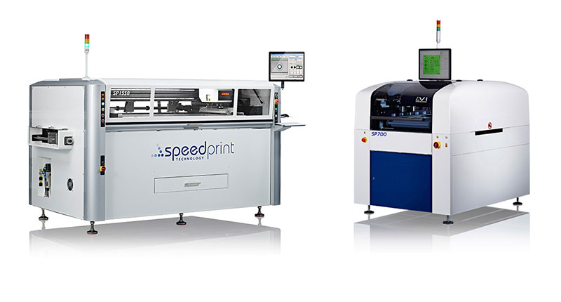 Speedprint Productronica